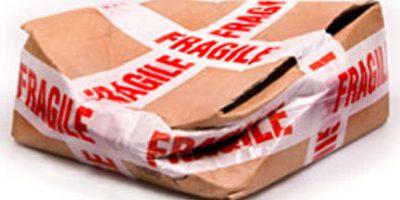 pakketten verzenden